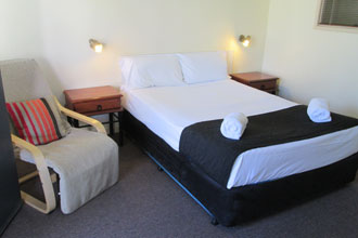 Twin Room at Tower Court Motel